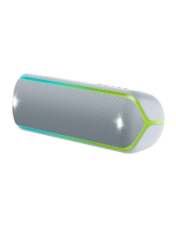 Extra Bass Portable Bluetooth Speaker Grey SRSXB32H image 2