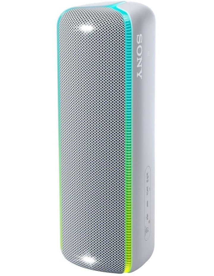 Extra Bass Portable Bluetooth Speaker Grey SRSXB32H image 4