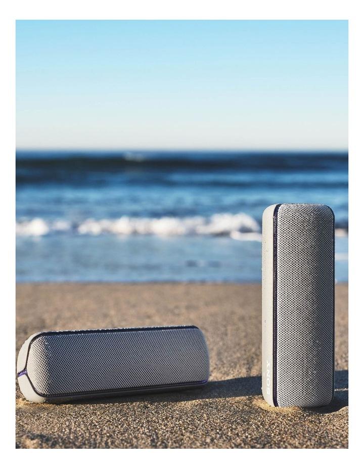 Extra Bass Portable Bluetooth Speaker Grey SRSXB32H image 6