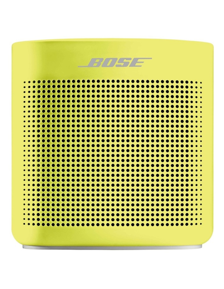 SoundLink Colour Bluetooth Speaker II - Citron image 1