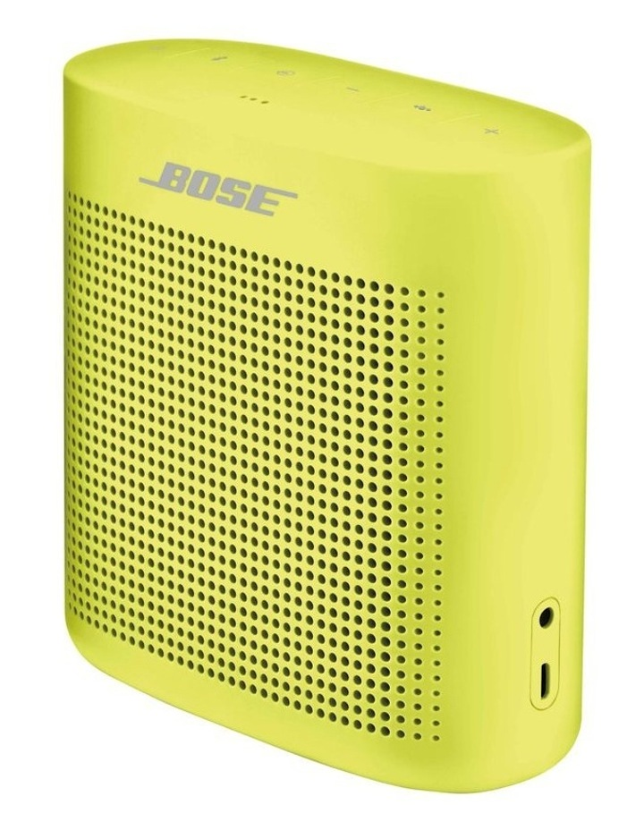 SoundLink Colour Bluetooth Speaker II - Citron image 2