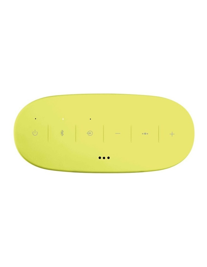 SoundLink Colour Bluetooth Speaker II - Citron image 3