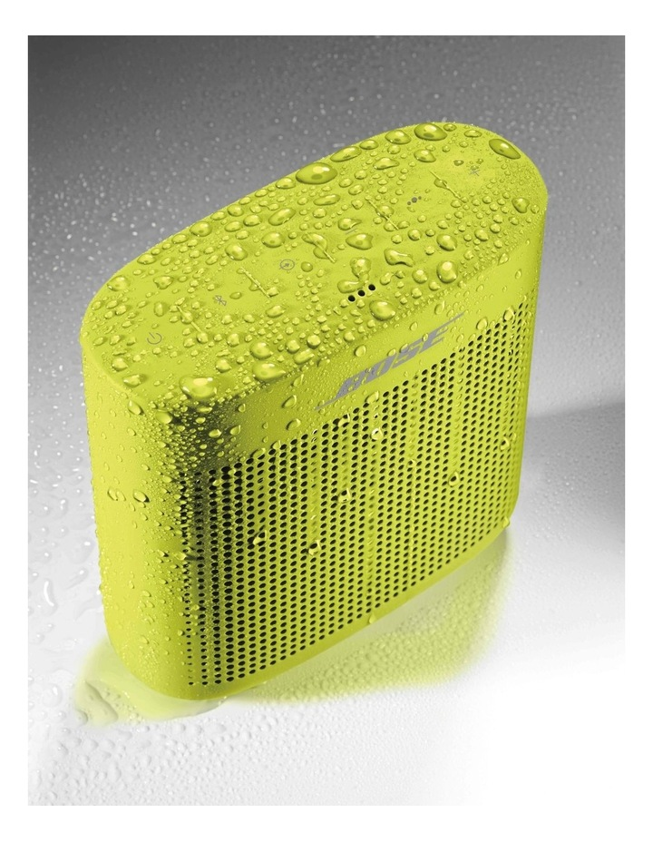 SoundLink Colour Bluetooth Speaker II - Citron image 4