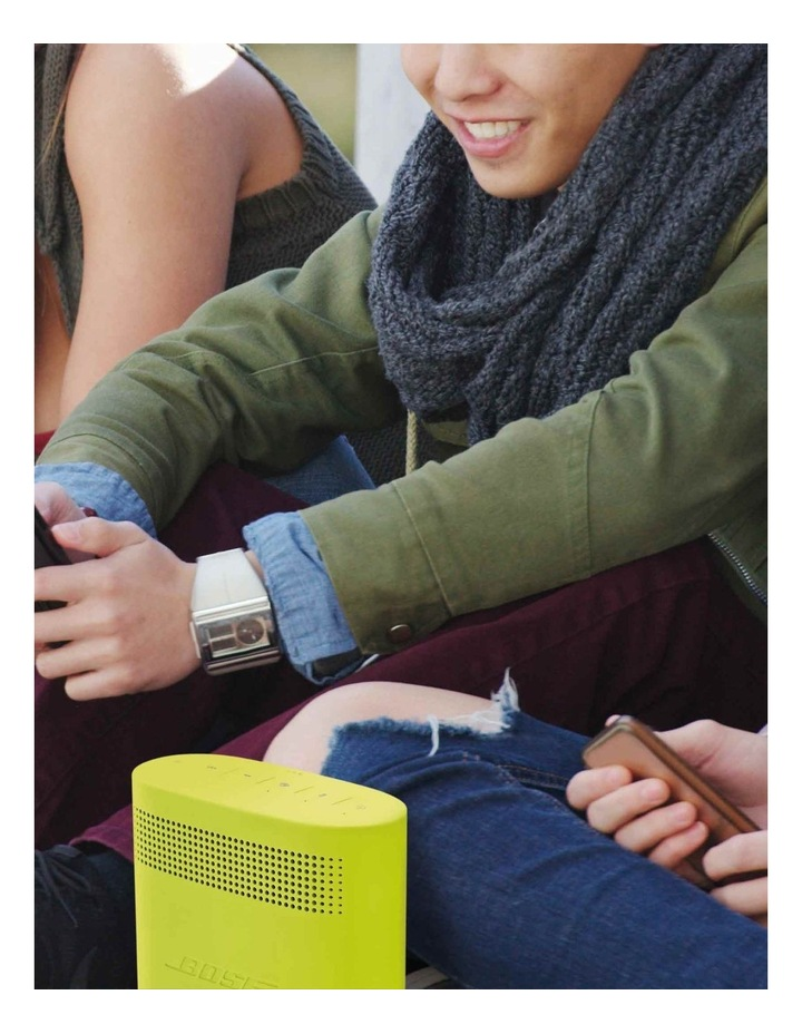SoundLink Colour Bluetooth Speaker II - Citron image 5