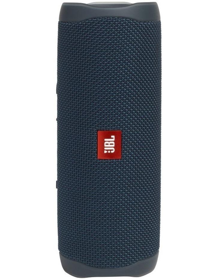 Flip 5 Portable Bluetooth Speaker Blue image 1