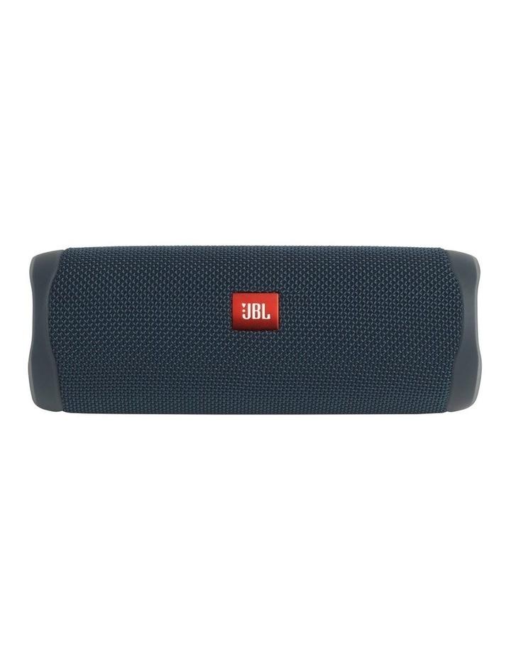 Flip 5 Portable Bluetooth Speaker Blue image 2