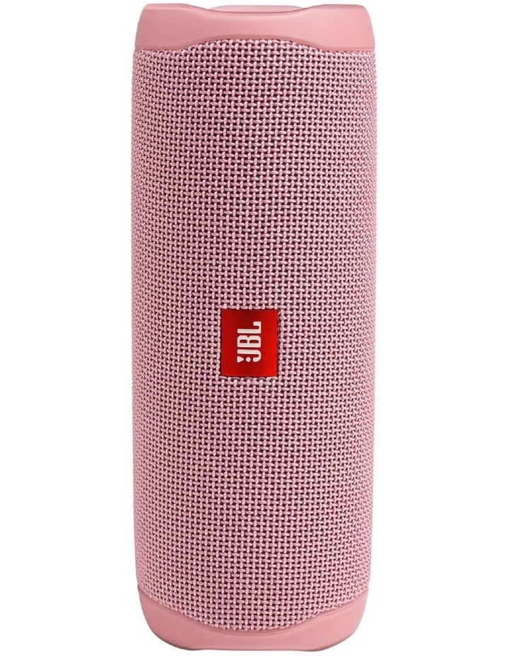 Flip 5 Portable Bluetooth Speaker Pink image 1