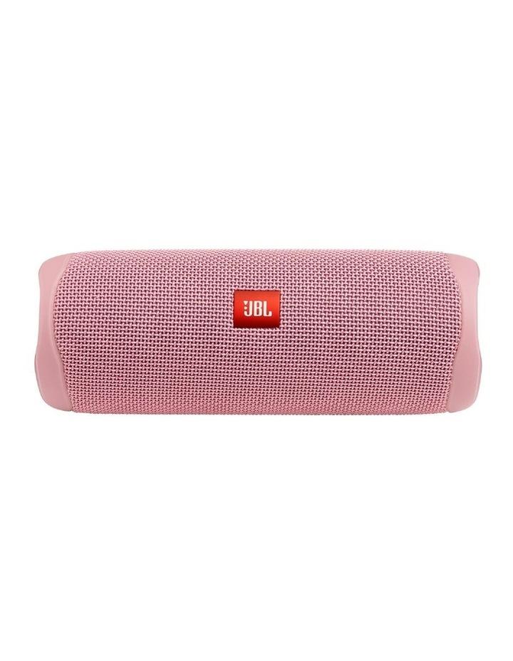 Flip 5 Portable Bluetooth Speaker Pink image 2