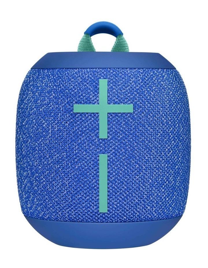 Wonderboom 2 Portable Bluetooth Speaker - Bermuda Blue image 1