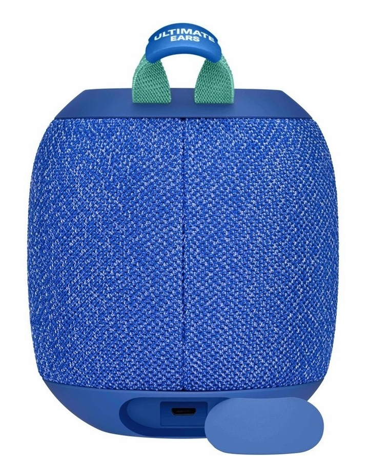 Wonderboom 2 Portable Bluetooth Speaker - Bermuda Blue image 2