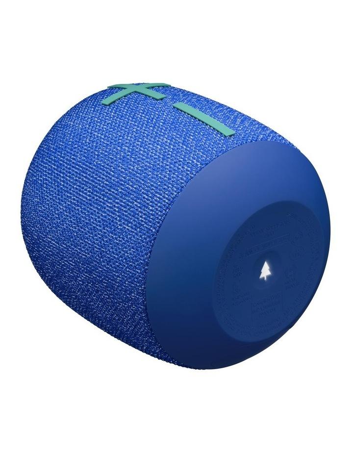 Wonderboom 2 Portable Bluetooth Speaker - Bermuda Blue image 4