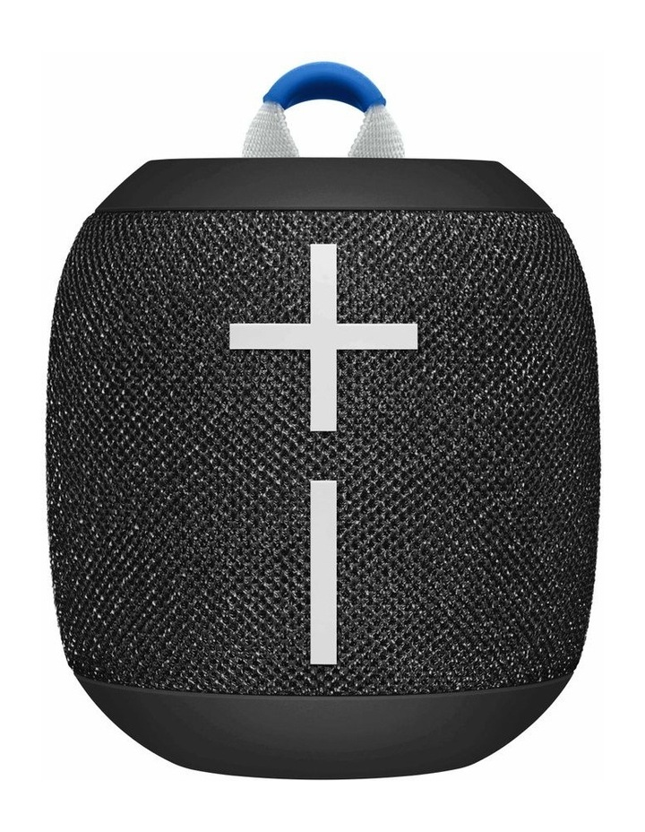 Wonderboom 2 Portable Bluetooth Speaker - Deep Space Black image 1
