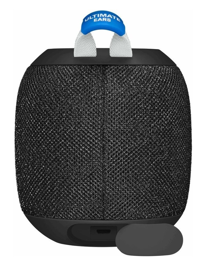 Wonderboom 2 Portable Bluetooth Speaker - Deep Space Black image 2
