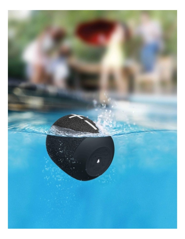 Wonderboom 2 Portable Bluetooth Speaker - Deep Space Black image 5