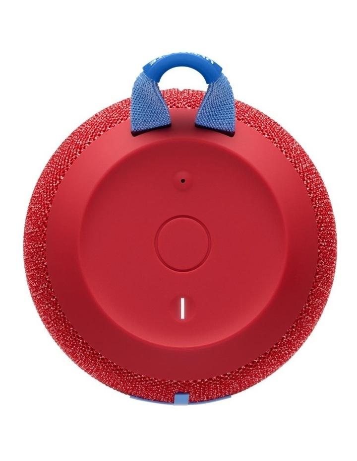 Wonderboom 2 Portable Bluetooth Speaker - Radical Red image 3