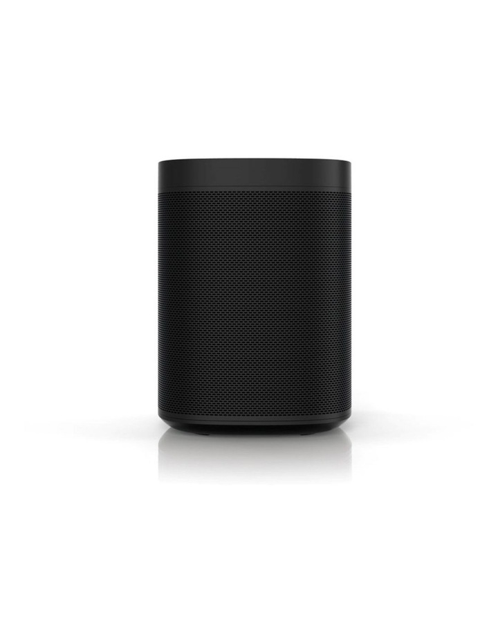 One SL Wi-Fi Speaker Black image 1