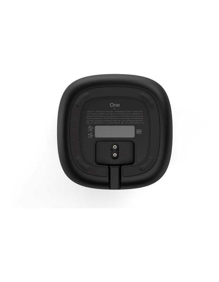 One SL Wi-Fi Speaker Black image 4
