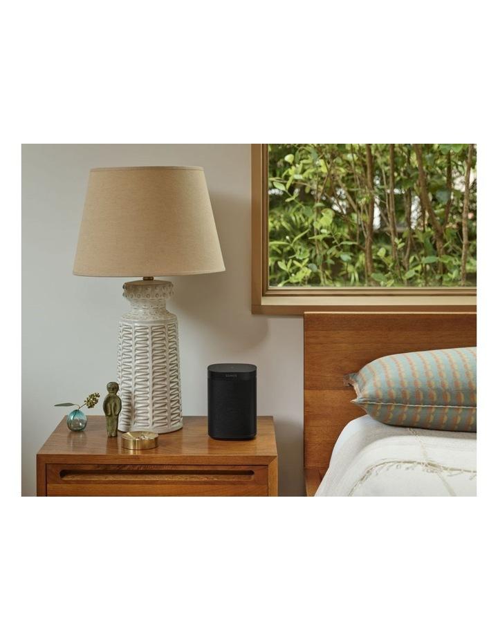 One SL Wi-Fi Speaker Black image 5