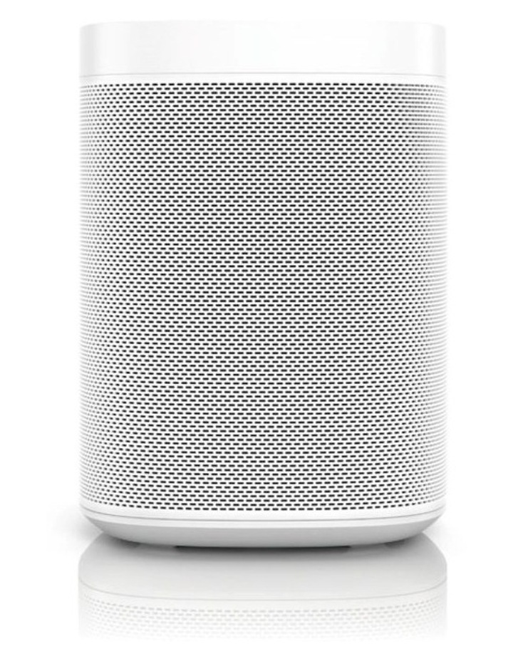 One SL Wi-Fi Speaker White image 1