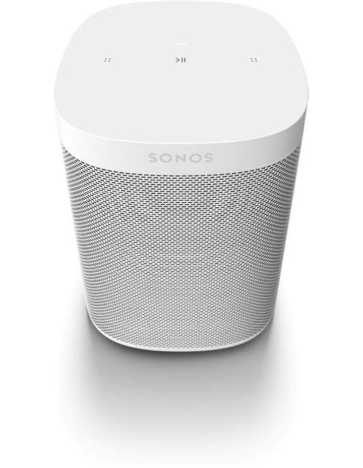 One SL Wi-Fi Speaker White image 2