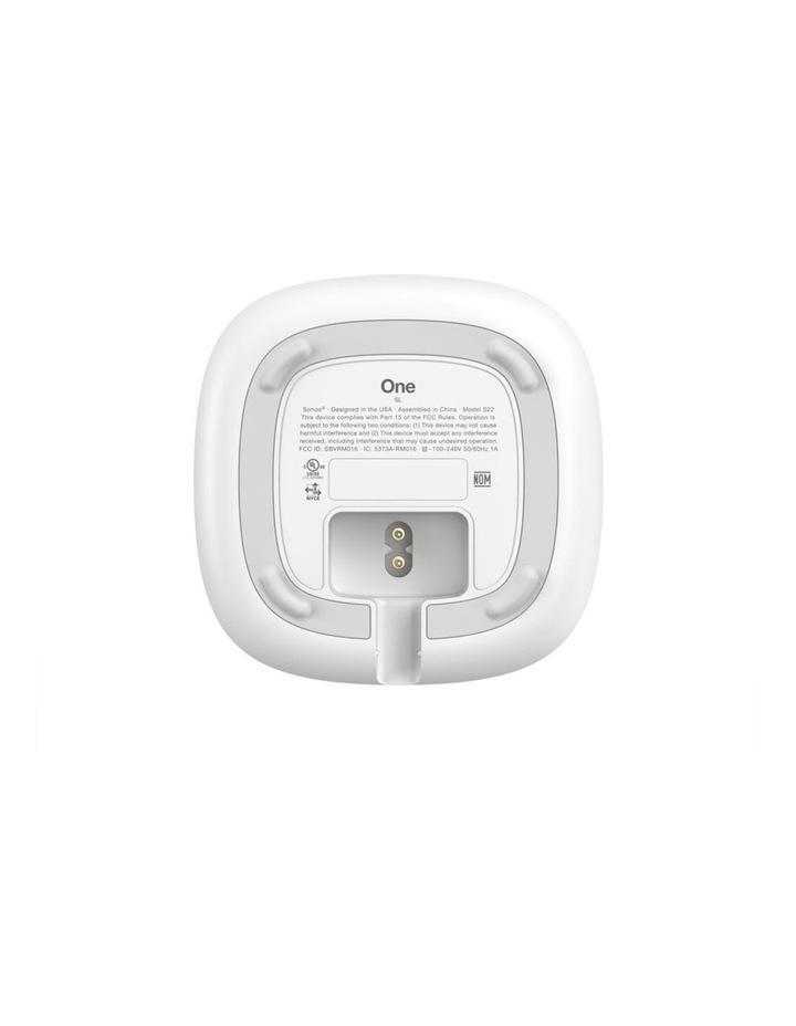 One SL Wi-Fi Speaker White image 4
