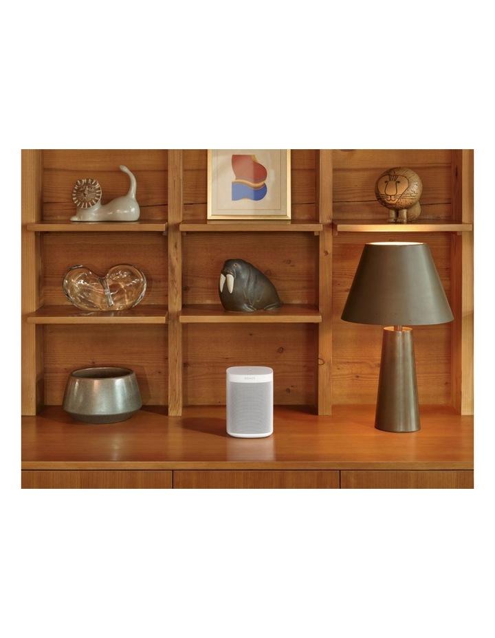 One SL Wi-Fi Speaker White image 5