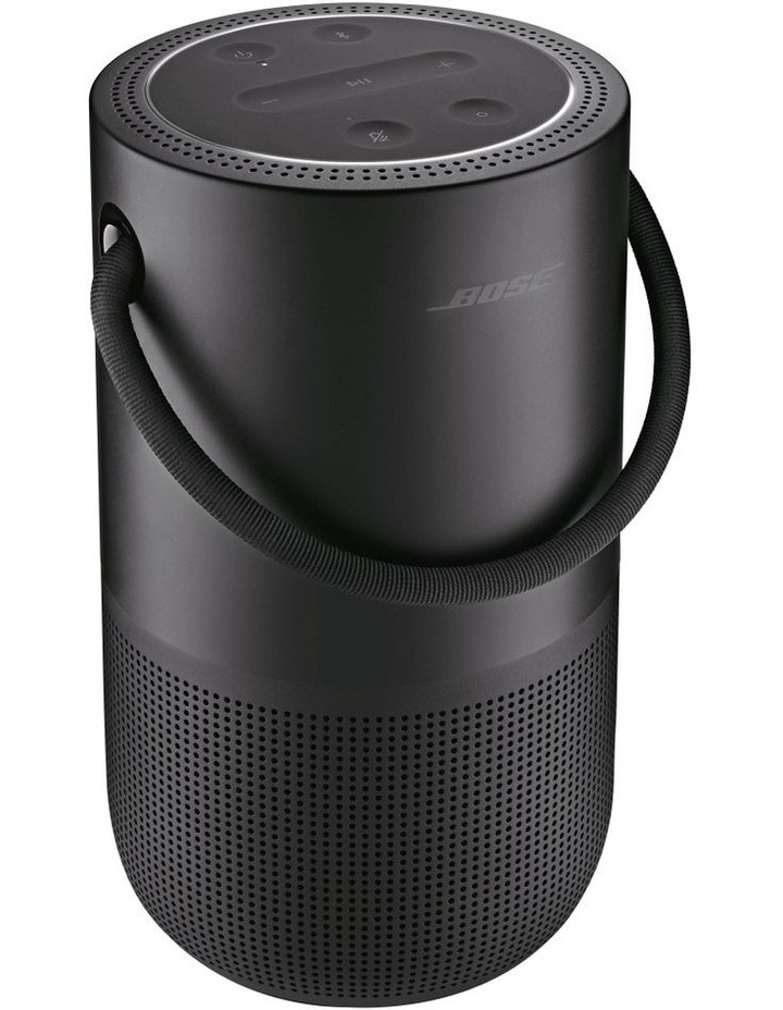Portable Home Speaker Triple Black image 2