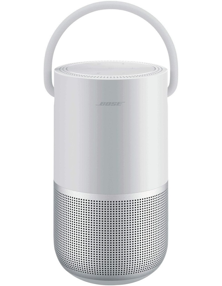 Portable Home Speaker Luxe Silver image 1