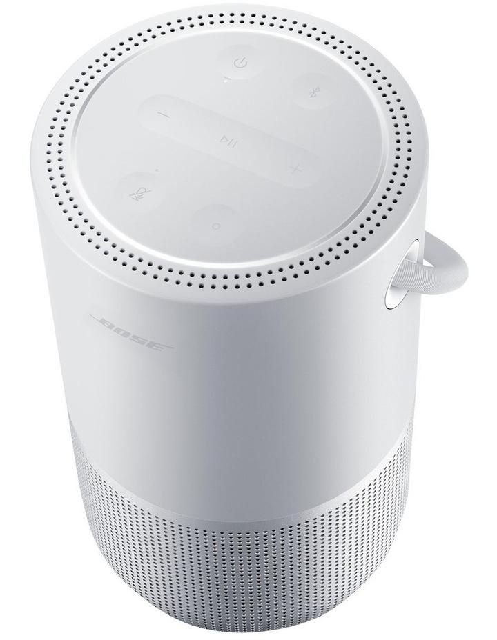 Luxe Silver Portable Smart Speaker image 3