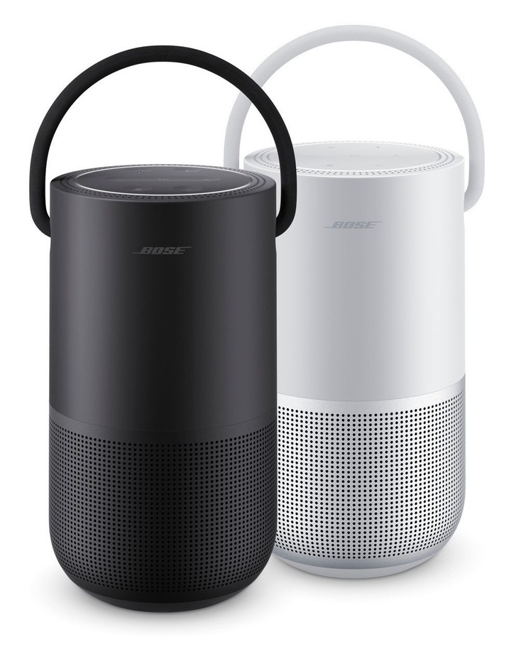 Portable Home Speaker Luxe Silver image 2