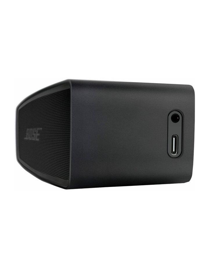 SoundLink Mini Bluetooth Speaker II  Special Edition Triple Black image 3