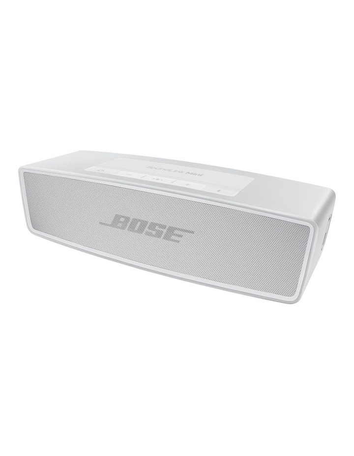 SoundLink Mini Bluetooth Speaker II  Special Edition Luxe Silver image 1
