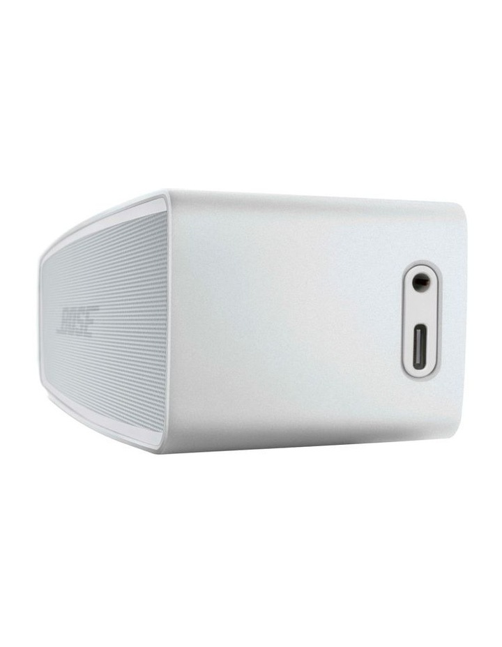 SoundLink Mini Bluetooth Speaker II  Special Edition Luxe Silver image 4