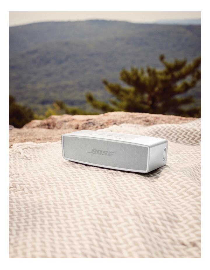 SoundLink Mini Bluetooth Speaker II  Special Edition Luxe Silver image 5