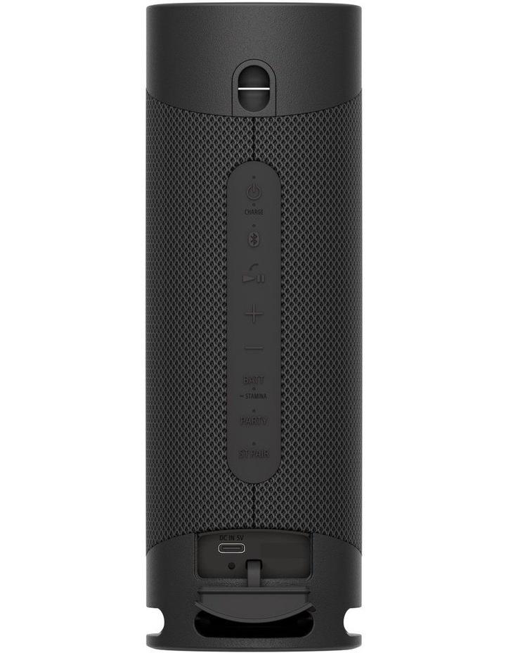 Sony SRSXB23B ExtraBass W/less Speaker Black image 3