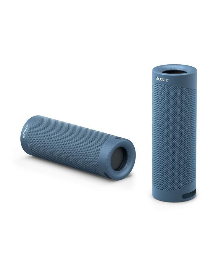 Sony ExtraBass Blue Wireless Speaker SRSXB23L image 2