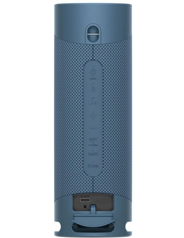 Sony ExtraBass Blue Wireless Speaker SRSXB23L image 3