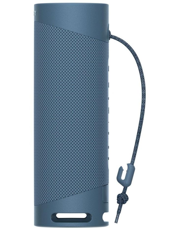 Sony ExtraBass Blue Wireless Speaker SRSXB23L image 4