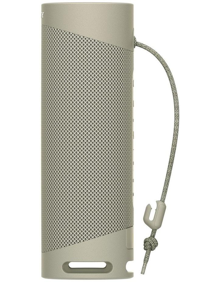 Sony ExtraBass Taupe Wireless Speaker SRSXB23C image 3