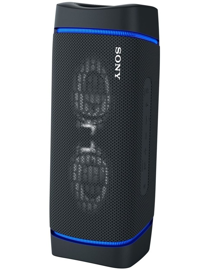 Sony SRSXB33B ExtraBass W/less Speaker Black image 1