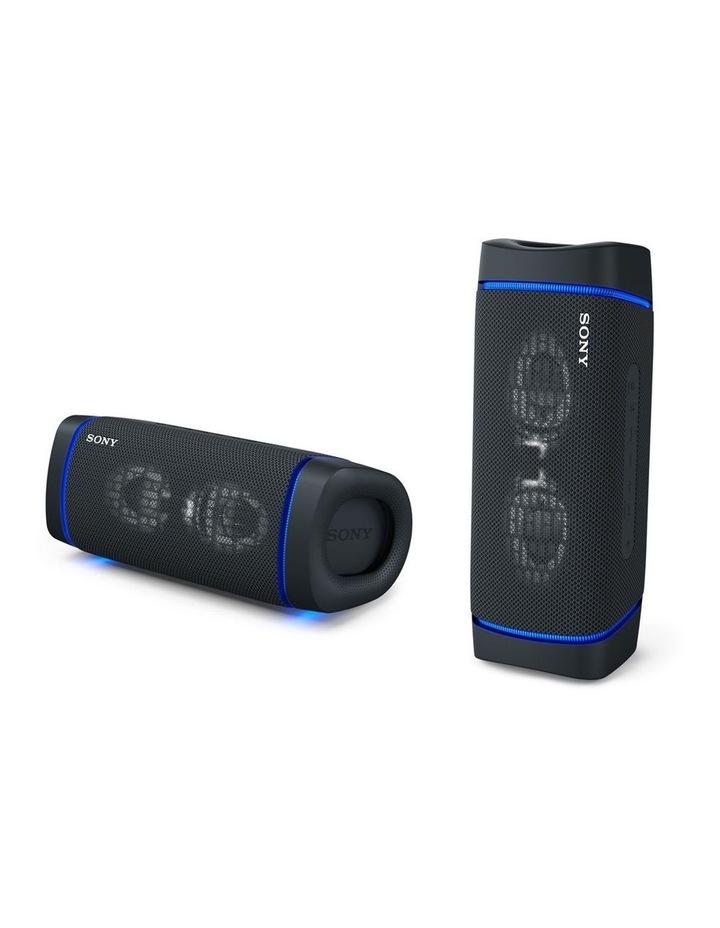 Sony SRSXB33B ExtraBass W/less Speaker Black image 3