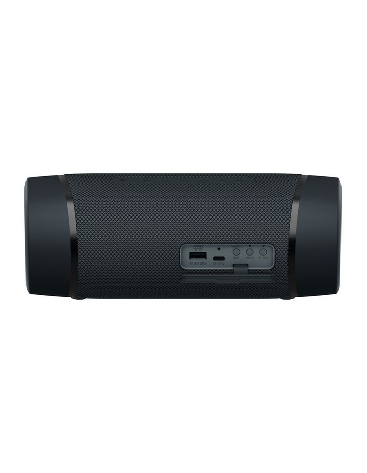 Sony SRSXB33B ExtraBass W/less Speaker Black image 6