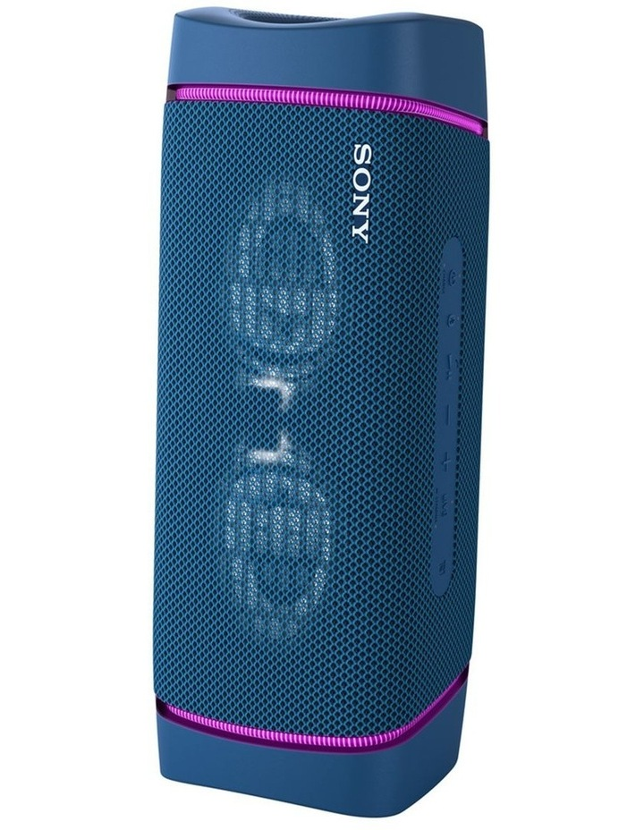 Sony ExtraBass Blue Wireless Speaker SRSXB33L image 1