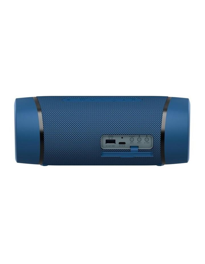 Sony ExtraBass Blue Wireless Speaker SRSXB33L image 4