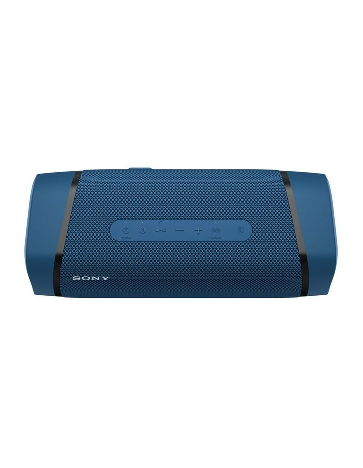 Sony ExtraBass Blue Wireless Speaker SRSXB33L image 5