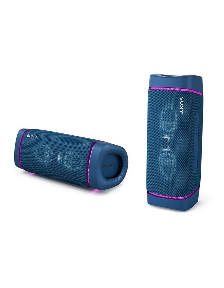 Sony ExtraBass Blue Wireless Speaker SRSXB33L image 6