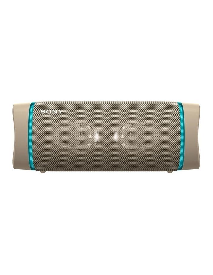 Sony ExtraBass Taupe Wireless Speaker SRSXB33C image 2
