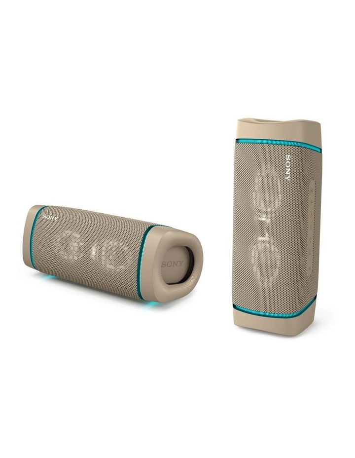 Sony ExtraBass Taupe Wireless Speaker SRSXB33C image 3