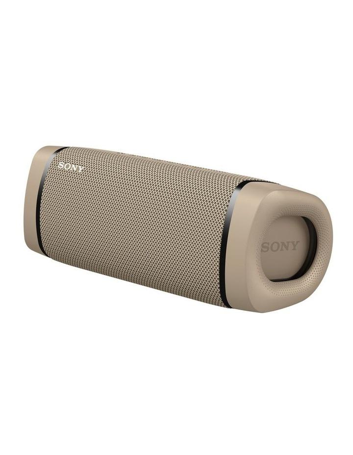 Sony ExtraBass Taupe Wireless Speaker SRSXB33C image 4
