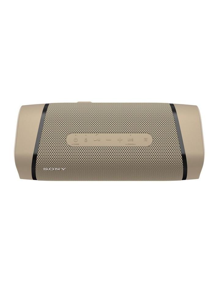 Sony ExtraBass Taupe Wireless Speaker SRSXB33C image 6